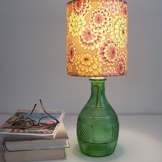Upcycled Lamp Ideas
